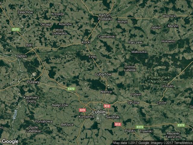 Działka budowlana Skrobów-Kolonia