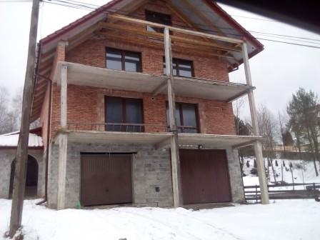 dom wolnostojący Więciórka