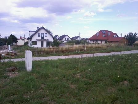 Działka budowlana Malbork Wielbark