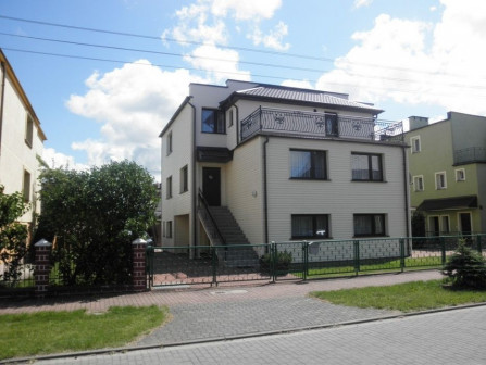 dom wolnostojący, 14 pokoi Łeba, ul. Emilii Plater