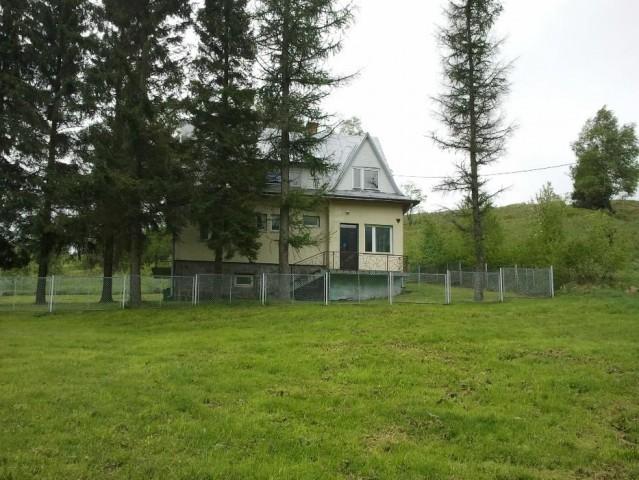 dom wolnostojący Ustrzyki Górne