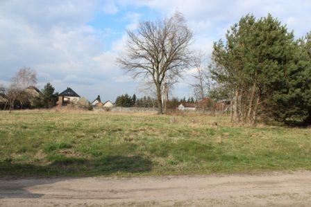 Działka budowlana Łubniany