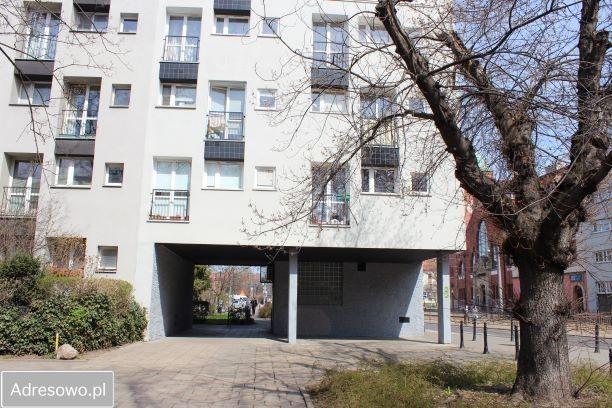 Mieszkanie 2-pokojowe Wrocław Stare Miasto, pl. bp. Nankiera