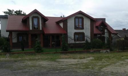 dom wolnostojący, 8 pokoi Lipno
