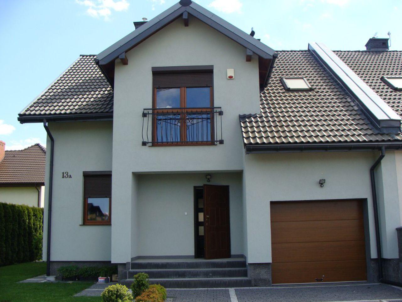 bliźniak, 4 pokoje Lublin Sławin, ul. Jemiołowa