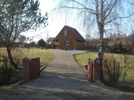 dom letniskowy Krzywe