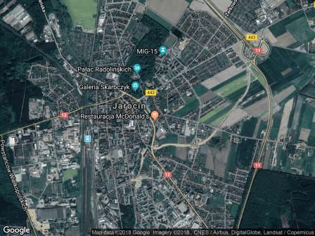Mieszkanie 3-pokojowe Jarocin, ul. Wodna 17