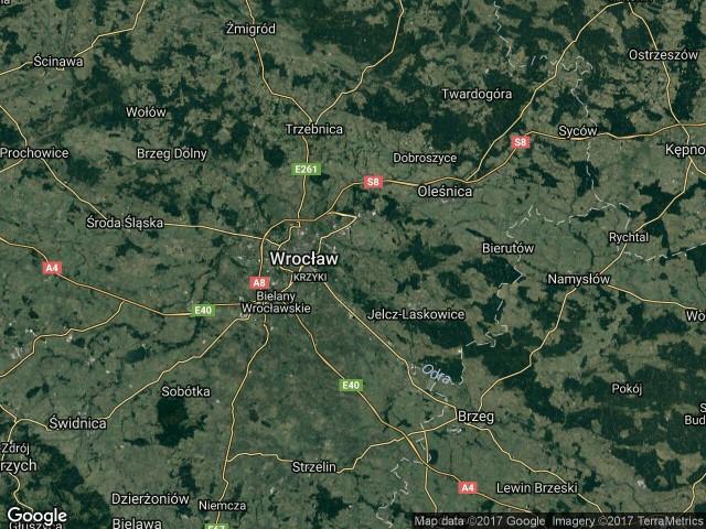 bliźniak Wrocław Wojnów