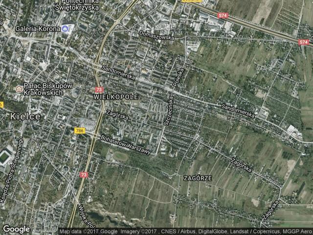 Mieszkanie 1-pokojowe Kielce, ul. Spółdzielcza 5