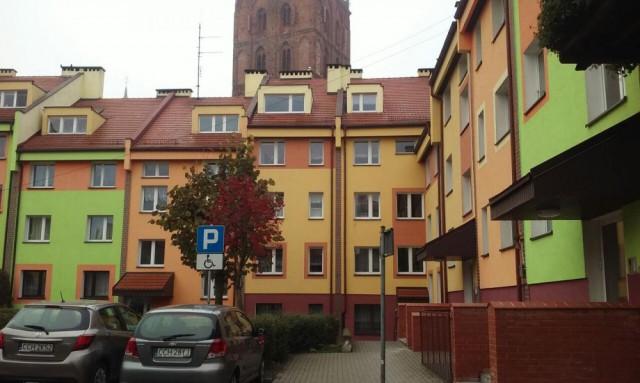 Mieszkanie 3-pokojowe Chełmno, ul. Szkolna 4