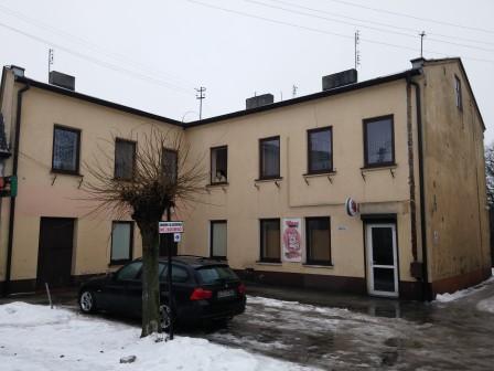 dom wolnostojący, 7 pokoi Tuszyn, pl. Władysława Stanisława Reymonta 5