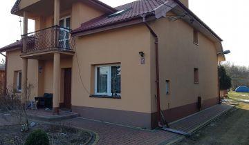 dom wolnostojący, 7 pokoi Aleksandrów Łódzki Szatonia, ul. Łomnik