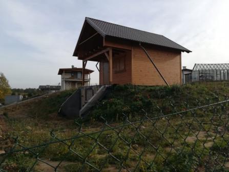 dom letniskowy Chojnice