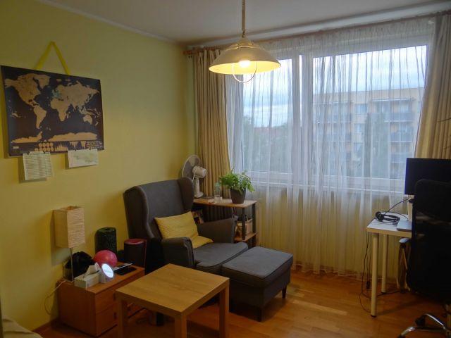Mieszkanie 3-pokojowe Wrocław Muchobór Mały, ul. Strzegomska