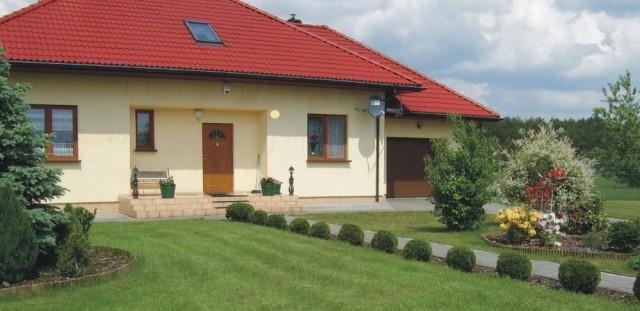 dom wolnostojący Modrzewie
