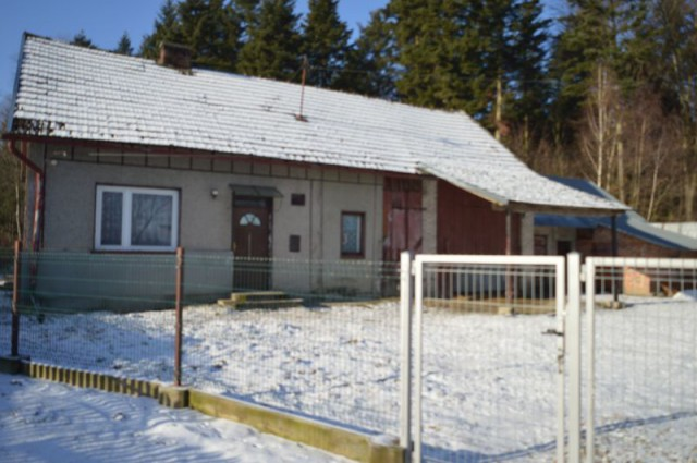 dom wolnostojący Podlesie