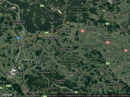 Mieszkanie 3-pokojowe Lwówek Śląski