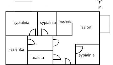 Mieszkanie 4-pokojowe Gdańsk Łostowice, ul. Wielkopolska 63. Zdjęcie 13