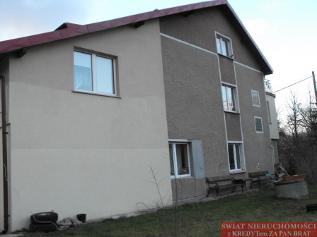 dom wolnostojący, 7 pokoi Wrocław Pawłowice, ul. Pawłowicka
