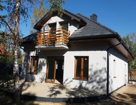 dom wolnostojący, 5 pokoi Chotomów, ul. Bagienna