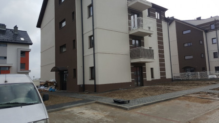 Mieszkanie 2-pokojowe Stargard, ul. Miła 5