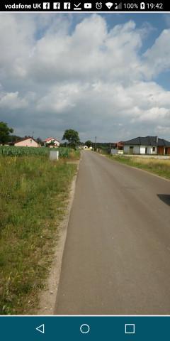 Działka budowlana Stawki, ul. Wspólna