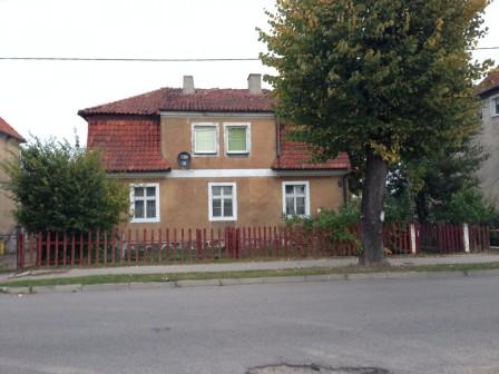 Mieszkanie 4-pokojowe Korsze, ul. Wolności 37