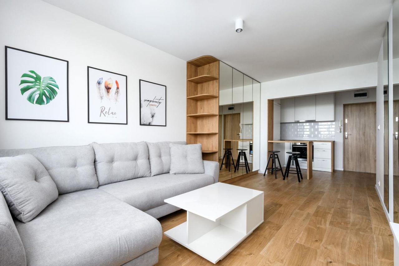 Mieszkanie 2-pokojowe Warszawa Bielany, ul. Dorycka
