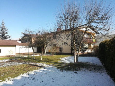 dom wolnostojący Jarocin, ul. Wiosenna