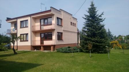 dom wolnostojący, 6 pokoi Szczerców, ul. Łaska