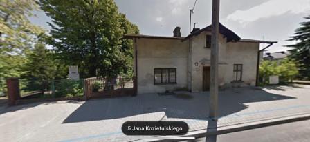 dom wolnostojący, 4 pokoje Skierniewice, ul. Jana Kozietulskiego 5