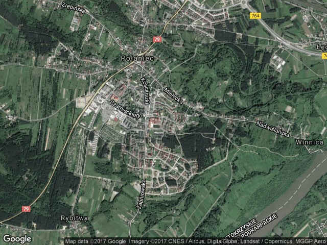 Mieszkanie 3-pokojowe Połaniec, ul. Kosynierów 1