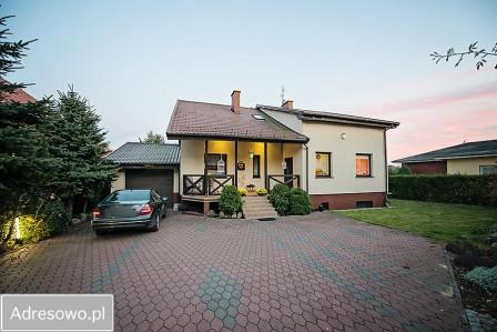 dom wolnostojący, 5 pokoi Elbląg Krasny Las, ul. Kornela Makuszyńskiego