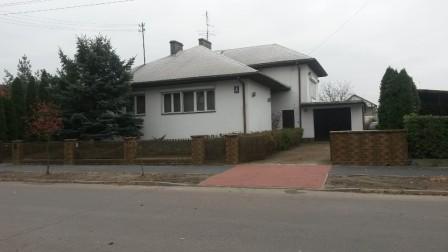 dom wolnostojący, 6 pokoi Łomża Łomżyca-Przedmieście, ul. Przyjaźni 4