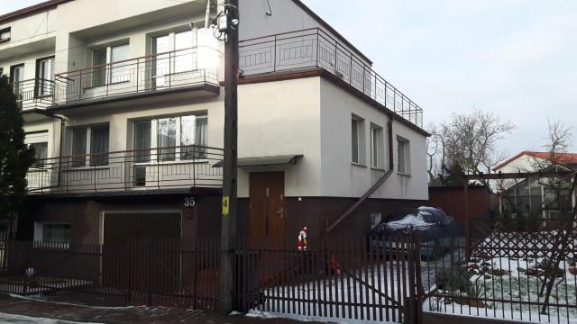 bliźniak, 6 pokoi Wieluń Kolonia Dąbrowska, ul. gen. Kazimierza Pułaskiego 35