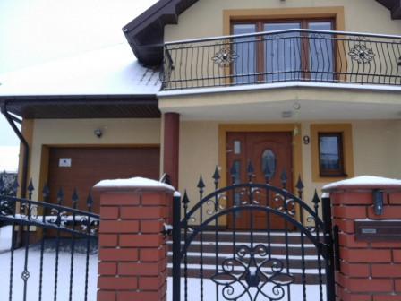 dom wolnostojący, 5 pokoi Łomża, ul. Kamienna 9