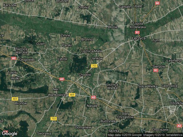 Działka rolno-budowlana Karkosy