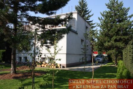 dom wolnostojący Wrocław Krzyki, ul. Wyścigowa