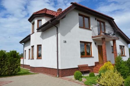 dom wolnostojący Grzybowo, ul. Rubinowa 18