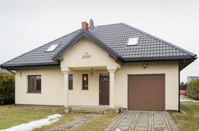 dom wolnostojący, 6 pokoi Baboszewo, ul. Brzeska