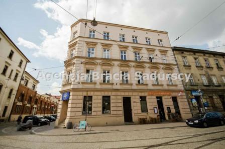 Mieszkanie 2-pokojowe Kraków Stare Miasto, ul. Dajwór