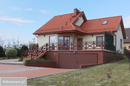 dom wolnostojący, 5 pokoi Cekcyn
