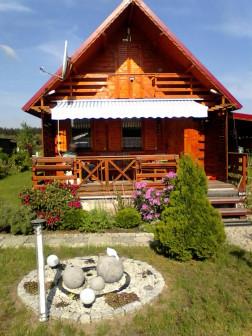 dom letniskowy, 4 pokoje Kuźnica Głogowska Myszyniec