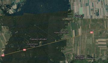 Działka leśna Popowo-Letnisko, ul. Na Skraju. Zdjęcie 1