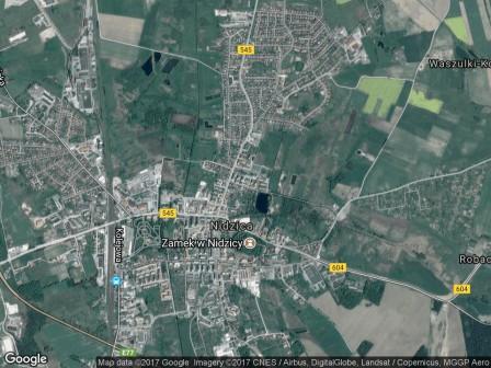 Mieszkanie 1-pokojowe Nidzica, ul. Aleja Wojska Polskiego 5