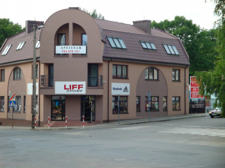bliźniak, 5 pokoi Ciechanów Centrum, ul. Grodzka 5
