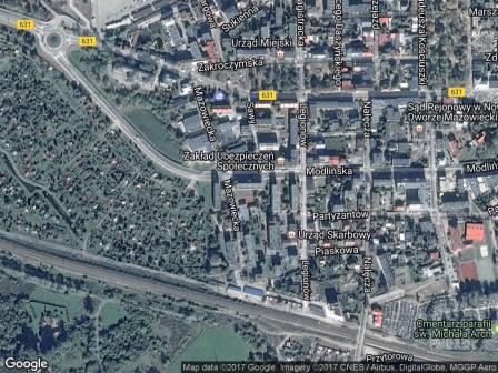 Mieszkanie 3-pokojowe Nowy Dwór Mazowiecki Centrum, ul. Modlińska 15