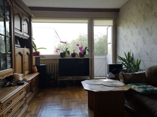 Mieszkanie 3-pokojowe Łódź Bałuty, ul. Pojezierska