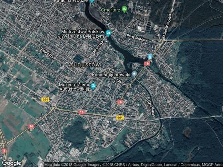 Mieszkanie 3-pokojowe Augustów, ul. Śródmieście