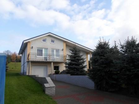 dom wolnostojący, 7 pokoi Węgrowo, Węgrowo 76A